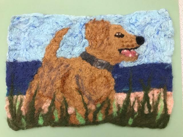 Wyoming Middle School Artfelt, Margaret, Grade 7
