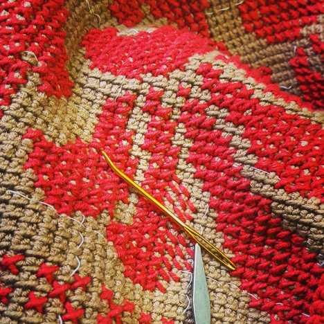 Tunisian Crochet Makers Mercantile Blog